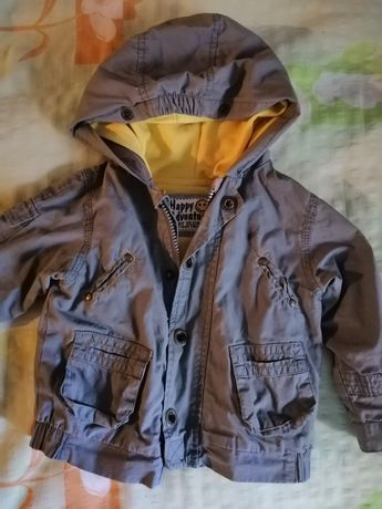 Демисезонная куртка ветровка р. 1-1,5 г