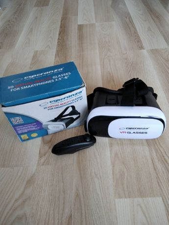 Okulary 3D VR Dla Smartfonów