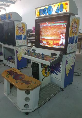 """Máquina arcade/jogos/diversão de 40"""" com 2600 jogos pandora box 9"""