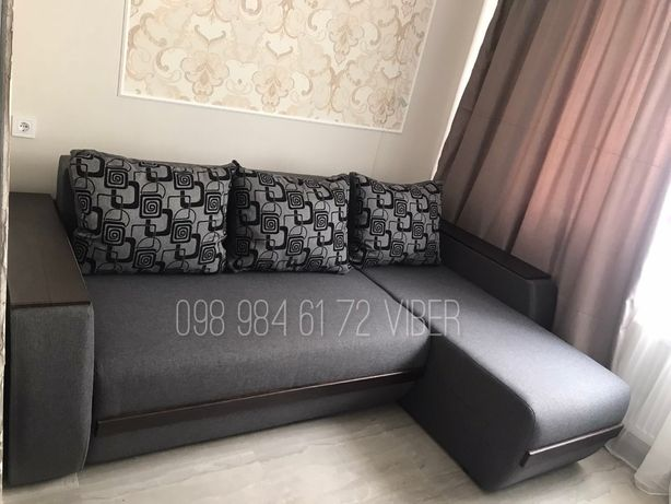 ЛУЧШАЯ ЦЕНА! Угловой диван + ЯЩИКИ. Спальное место 160х200. Еврокнижка