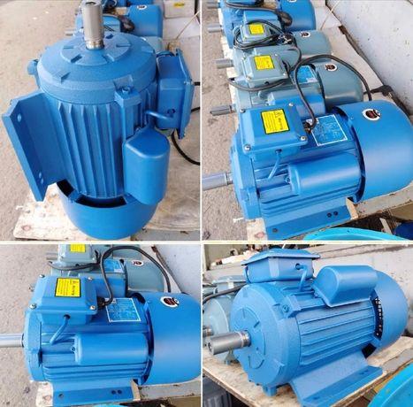 Электродвигатель, електродвигун, електромотор, 220В, 4 кВт АКЦИЯ!!!