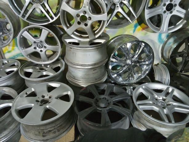 Распродажа дисков VW Mercedes Audi Skoda R15/16/17/18