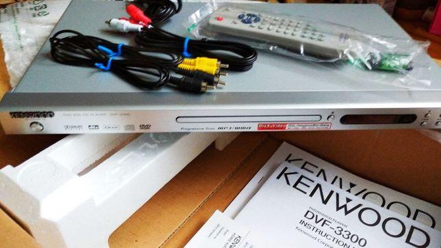 Продам аудио-видео плеер KENWOOD DVF-3300 новый