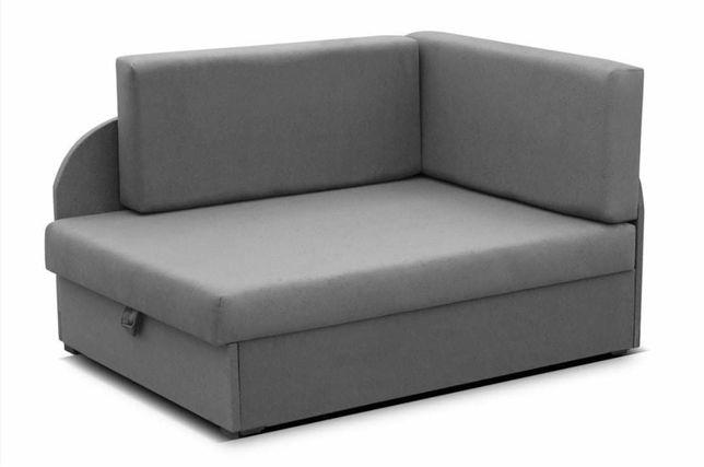 Narożnik Dziecięcy Kubuś Łóżko Jednoosobowe Promocja Sofa Fotel