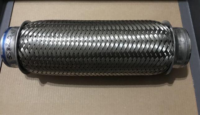 Ribuko 55x250 гофра выхлопной системы трехслойная