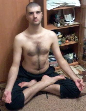 Самый сильный йог в кировоградской области.
