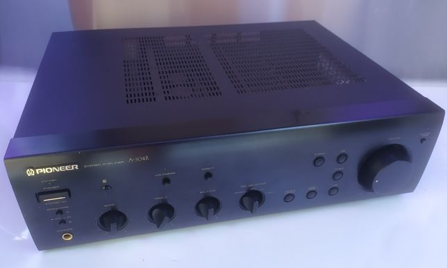 PIONEER A-504R wzmcniacz stereo