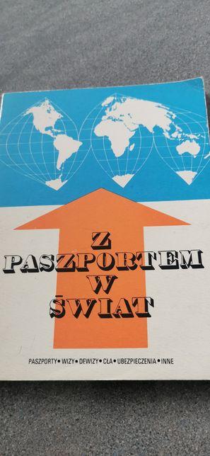 Z paszportem w świat. 1980