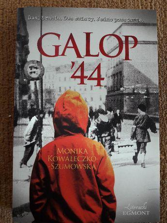 GALOP '44 Monika Kowaleczko - Szumowska