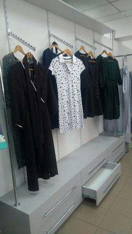Меблі для магазину одягу. Мебель в бутик, магазин одежды.