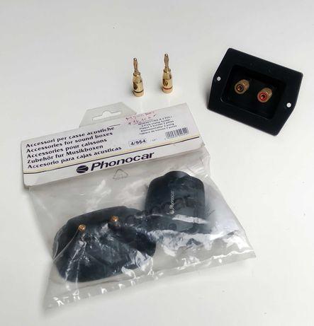 Terminais para Caixas Acústicas Phonocar