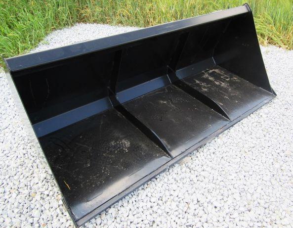 Łyżka 2.2m EURORAMKA 5mm Solidna RÓŻNE mocowania TRANSPORT KRAJ