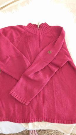 Sweter czerwony scotfree