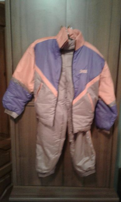Продам теплый лыжный костюм для женщин. Размер 46-48.