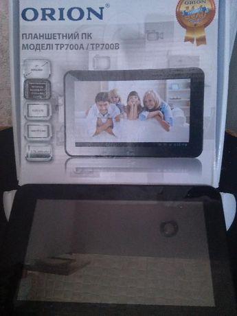 Продам планшет ОРИОН-ТР700 на запчасти или восстановление