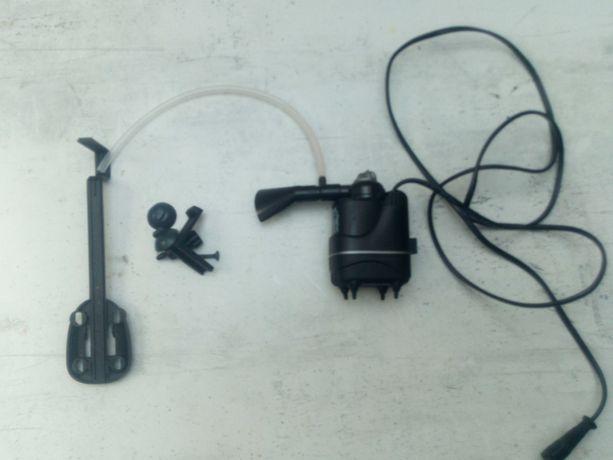 Akwarium kula + pompa i dodatki