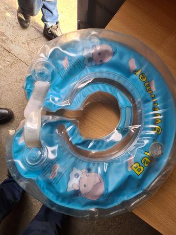 Круг надувной для новорождённых