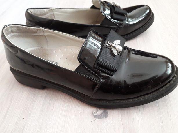 Туфли для девочки, 38 разм.