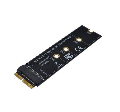 Adaptador Discos SSD M.2 Macbook