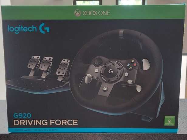 driving force G920 LOGITECH do XBOX One , one s