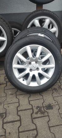 """Felgi Aluminiowe 16"""" 4x100 Opel"""
