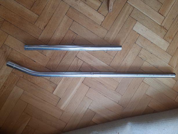 Rury do odkurzacza metalowe lata ok.90-tych solidne