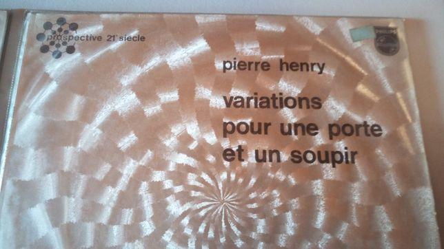 Pierre Schaeffer E Pierre Henry - 2 LP's