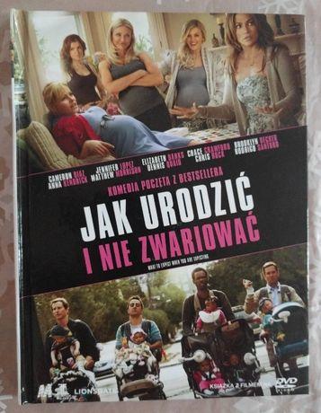 Film DVD /Jak urodzić i nie zwariować /Diaz /Lopez /Kendrick