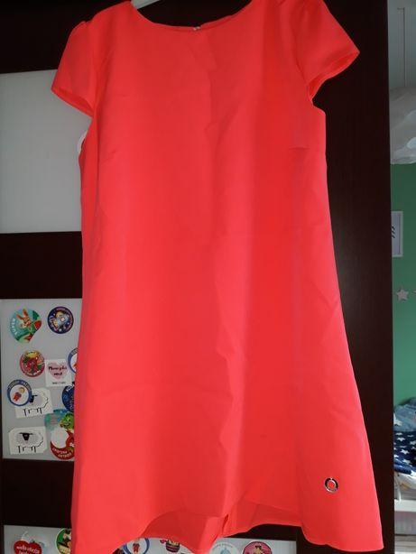 Sukienka ciążowa.