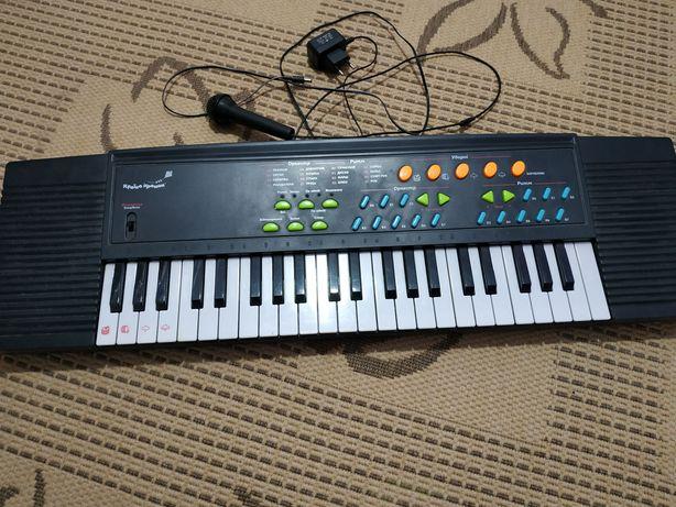 Детское пианино, синтезатор