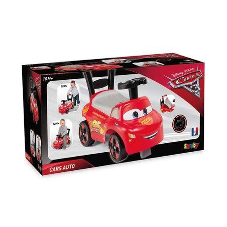 odpychacz pchacz Jeździk pchacz Cars 3 Zygzak McQueen autko