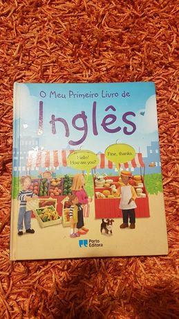 PORTES GRÁTIS - O Meu Primeiro Livro de Inglês da Porto Editora