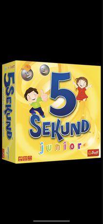 5 sekund - junior