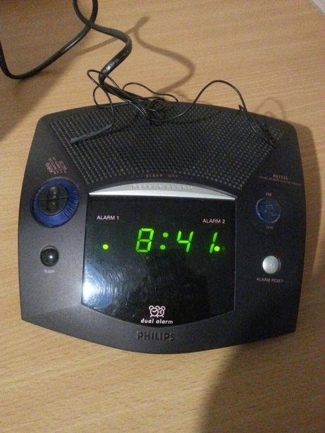 PHILIPS radiobudzik AJ 3225