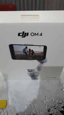 DJI OM 4 - Gimbal do telefonu DJI OSMO MOBILE 4