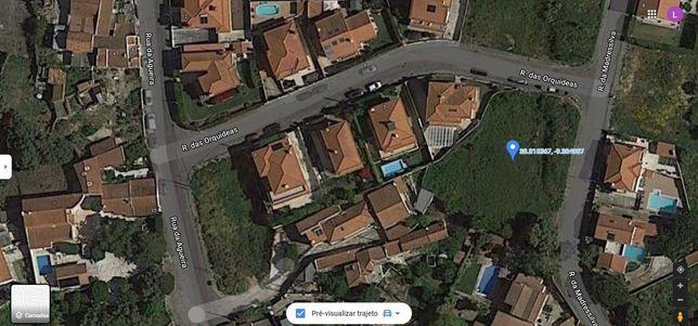 Magnífico terreno, com vista panorâmica para a serra de Sintra