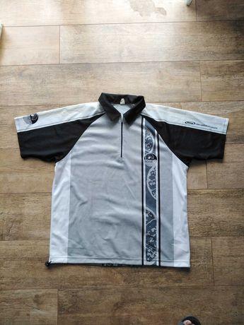 Koszulka rowerowa lub do biegania Męska XL dechatlon