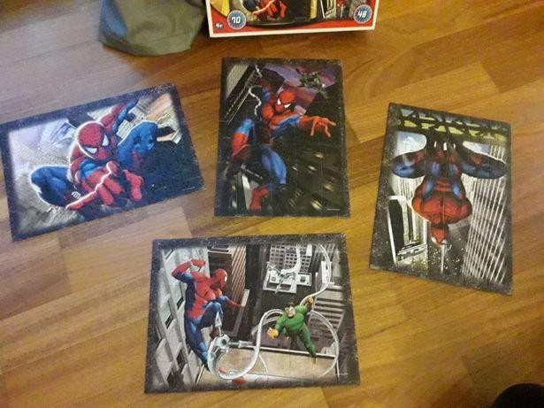 Puzzle Spider-Man i Star Wars