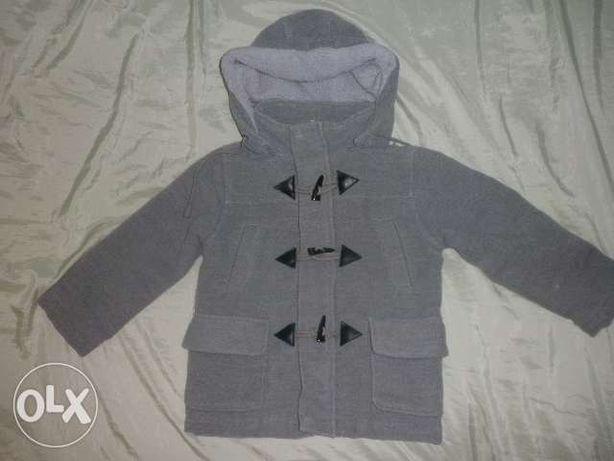 Продам пальто детское демисезонное