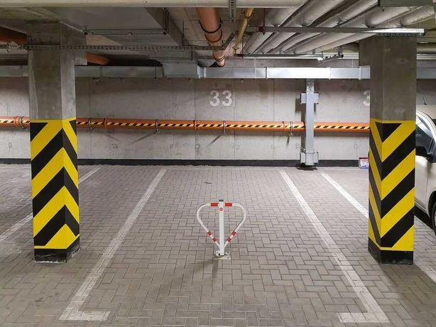 Miejsce postojowe w garażu podziemnym ul. Bitwy Białostockiej 35A.