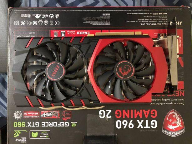 Видеокарта MSI GeForce GTX 960 Gaming LE 2GB GDDR5 128bit