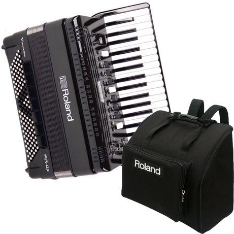 ROLAND FR-4x BAG pokrowiec w zestawie z akordeonem