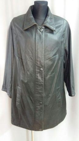 Куртка женская кожаная Pino Farago