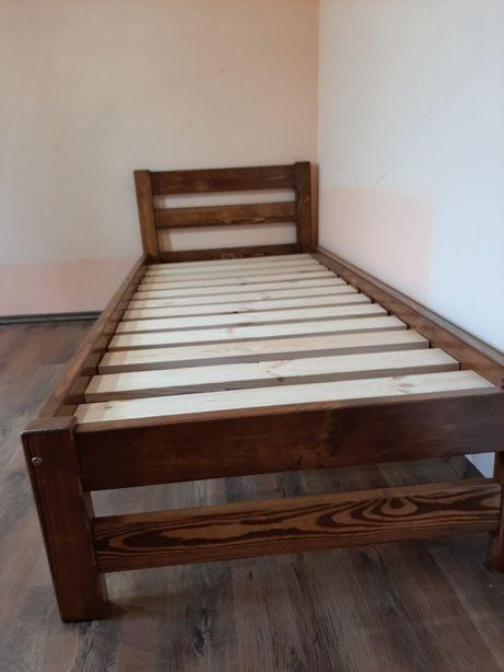 Ліжко деревянне односпальне 80х190/200 односпальная деревянная кровать