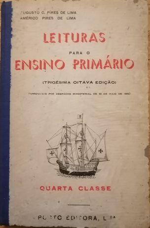 Livro escolar 1966