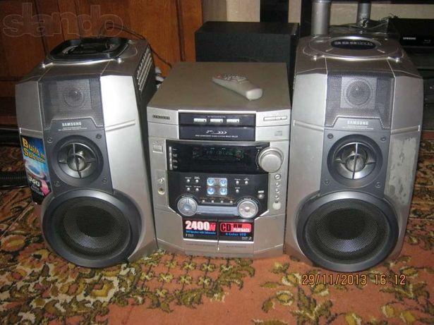 Продам мощный музыкальный центр Samsung MAX-WL69 (150ВТ)!