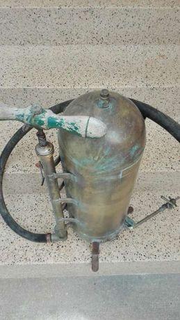 Pulverizador Rocha em cobre Raro
