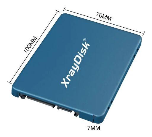 SSD диск XrayDisc 120Gb ССД Диск 120Гб