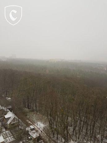 Квартира на 15 этаже с видом на лес! Вышгород