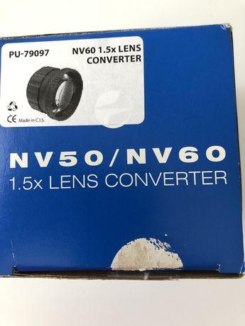 Lente duplicadora NV 60 para Pulsar ou Yukon